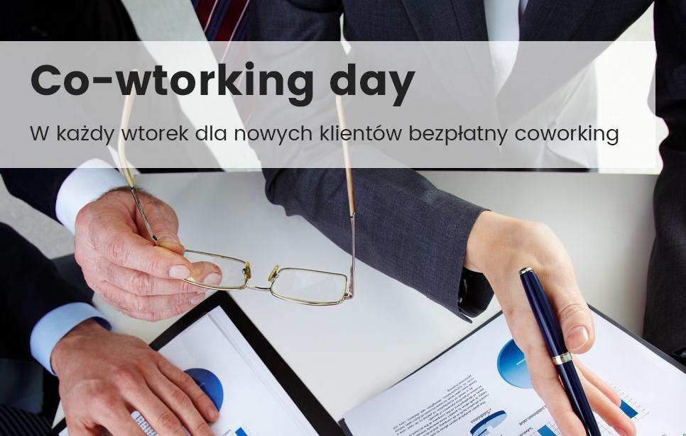 Cowtorking day darmowy coworking Opole